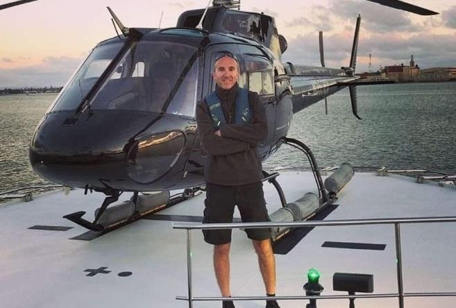 Kobi Brayantın helikopterinin pilotu erməni çıxdı
