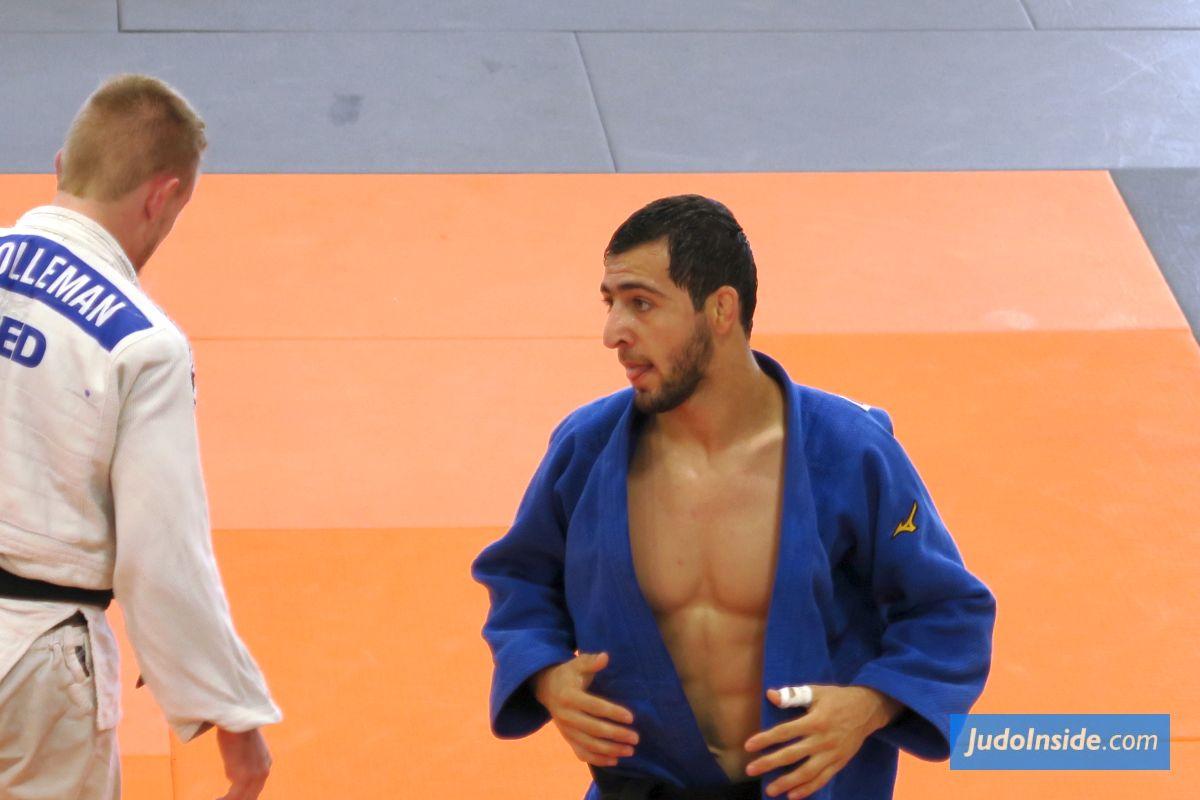 Oruc Vəlizadə Avropa kubokunda gümüş medal qazandı