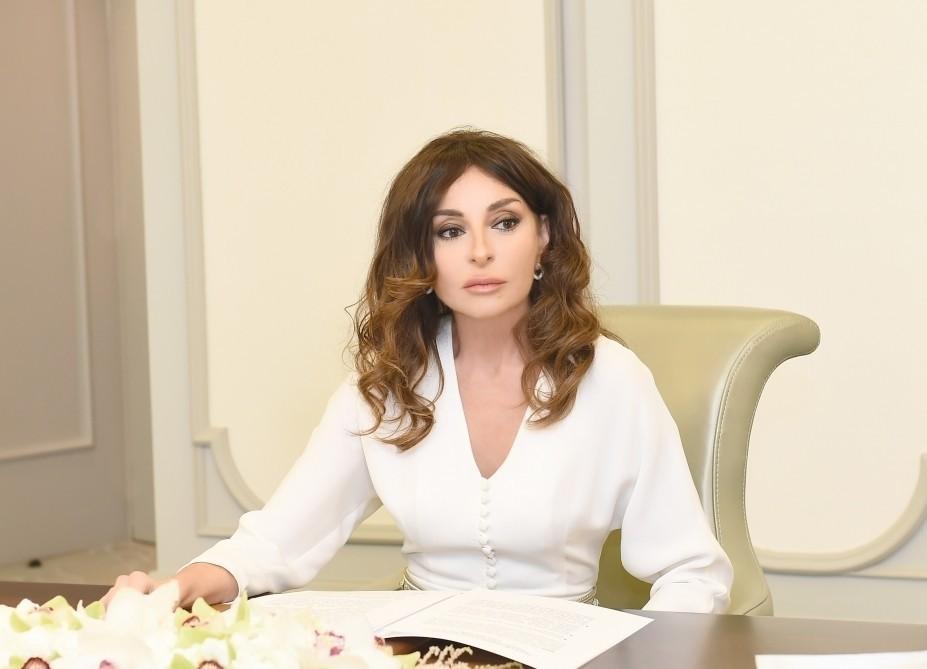 """Mehriban Əliyevadan təbrik: """"İdman sahəsində növbəti böyük uğurumuz!"""""""