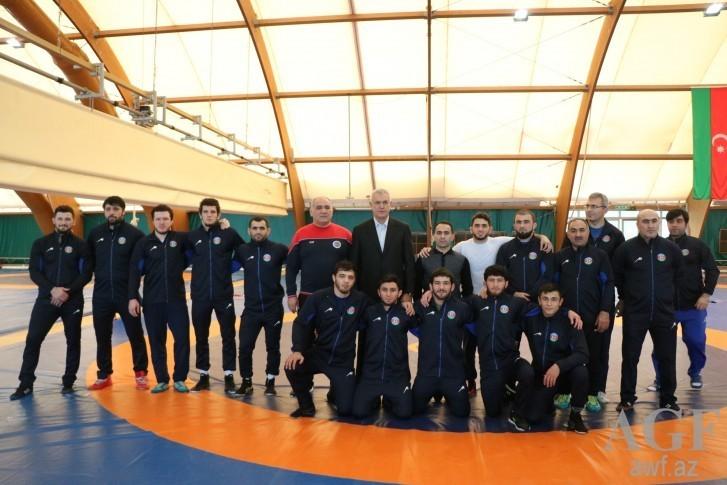 Üç azərbaycanlı Avropa çempionatının yarımfinalında