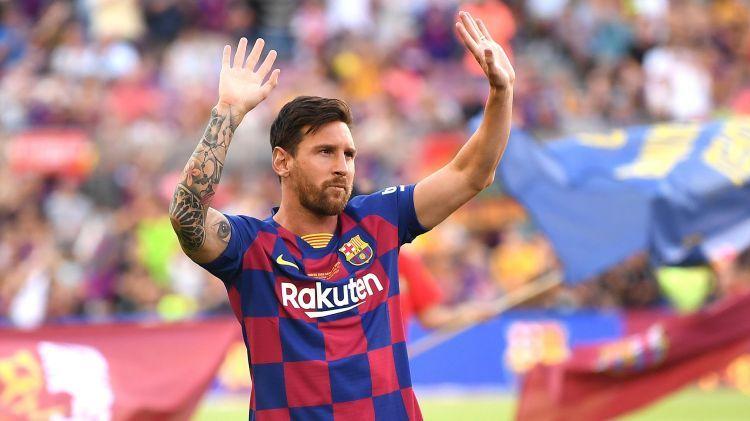 """Lionel Messi: """"Barselona""""dan getmək barədə düşünməmişəm"""""""