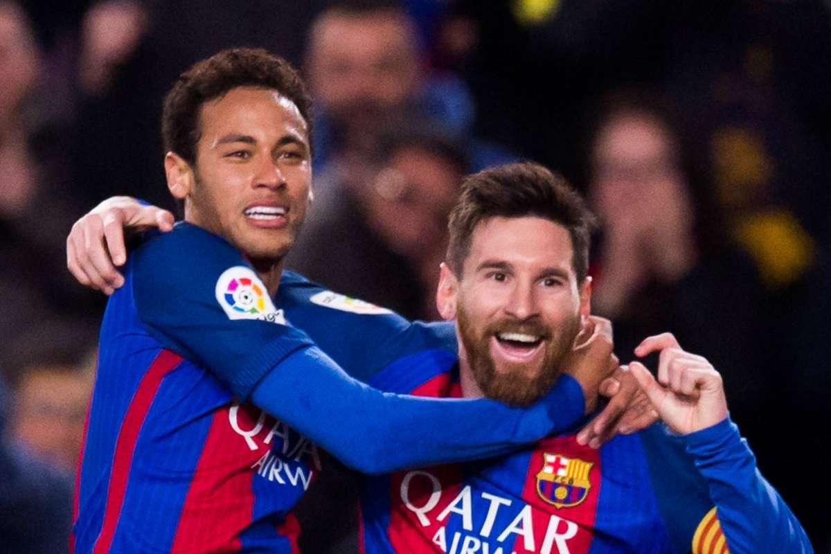Messi Neymarı niyə təəccübləndirib?