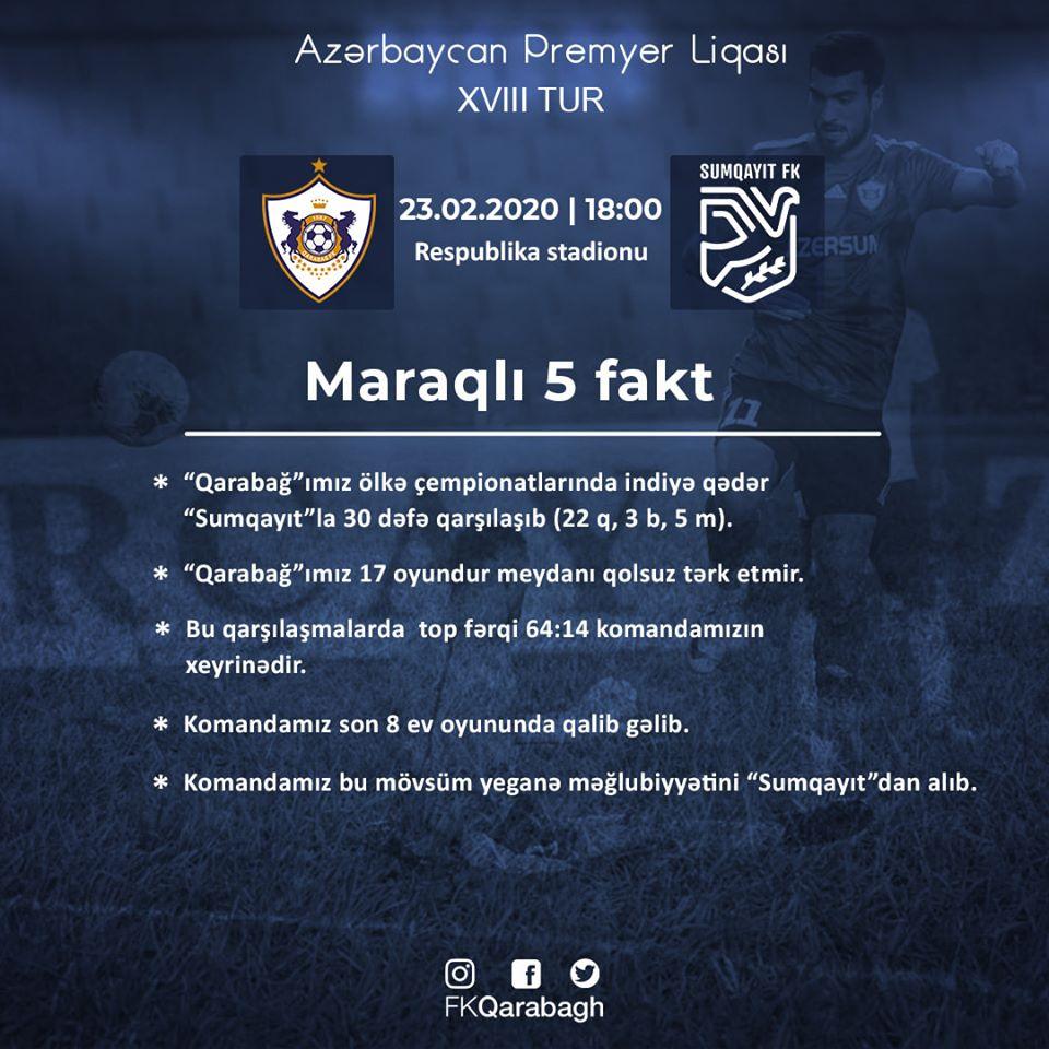 """""""Qarabağ""""dan 5 MARAQLI…"""