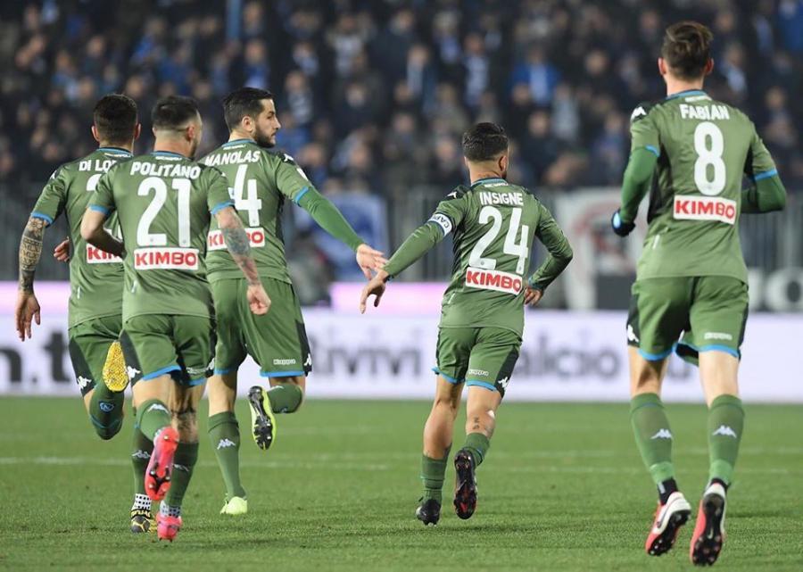 """""""Napoli""""dən """"Barselona"""" ilə oyun üçün 21 futbolçu - SİYAHI"""