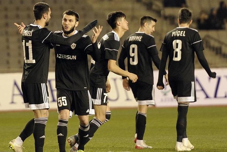 """""""Qarabağ"""" Avropada 4-cüdür - Ən az qol buraxmaqda"""