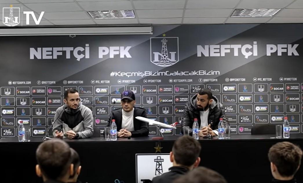 """""""Neftçi""""də sual-cavab və ya """"Akademiya gündəliyi"""" - VİDEO"""