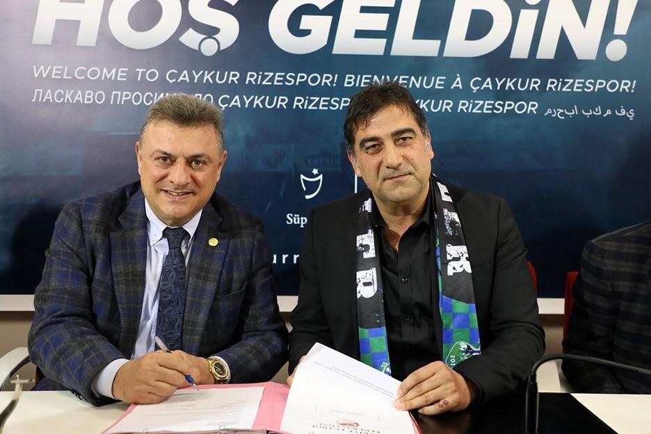 Yeni baş məşqçi ilə 1,5 illik müqavilə - Türkiyə klubunda