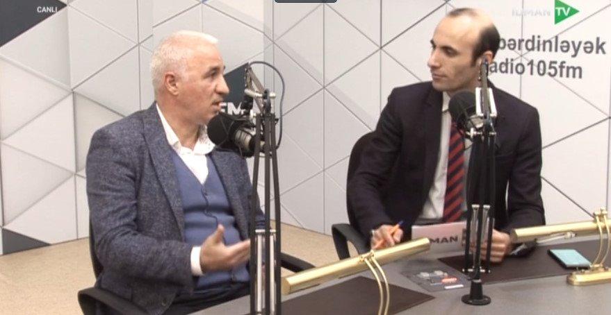 """""""Almeydanın millidən imtina etdiyini eşitməmişəm"""" - VİDEO"""