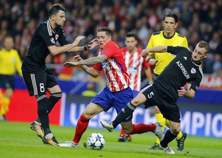 """Simeone: """"Qarabağ""""ın bizi Çempionlar Liqasından uzaqlaşdırmasını xatırlayırsız?"""""""