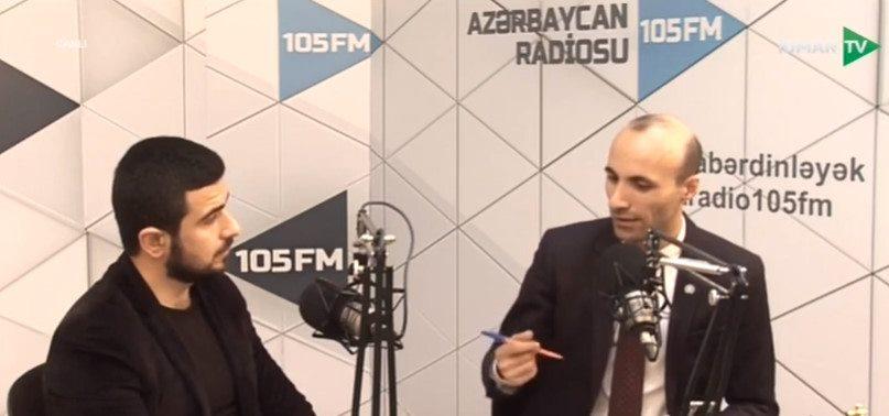 İdman TV-də Sportinfo.az-ın xəbərindən danışıldı - VİDEO