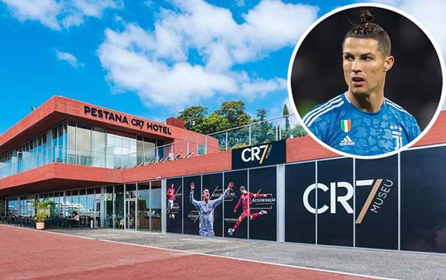 Ronaldo - Adam kimi adam!