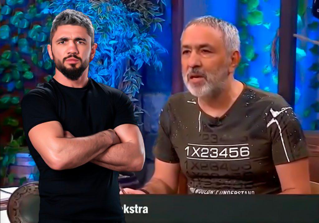 """Türk şərhçi """"Qəbələ""""li """"Kobra""""ya şeir həsr etdi – VİDEO"""