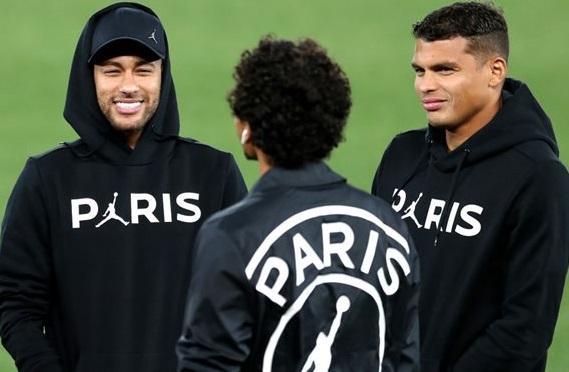 """Neymar və Tiaqo Silva Parisdən """"qaçdı"""" - Koronavirusa görə"""