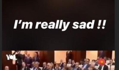 """SƏRT REAKSİYA: """"Məyusam! Belə müdafiə olunacağıq?"""""""