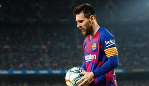 """""""Barselona"""" bu ay Messiylə müqavilə bağlayacaq?"""