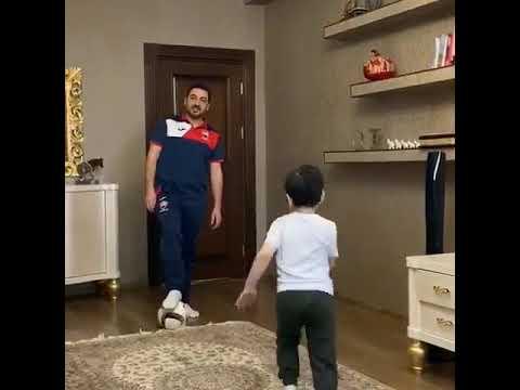 """""""Qəbələ""""nin baş menecerindən MARAQLI ADDIM - VİDEO"""