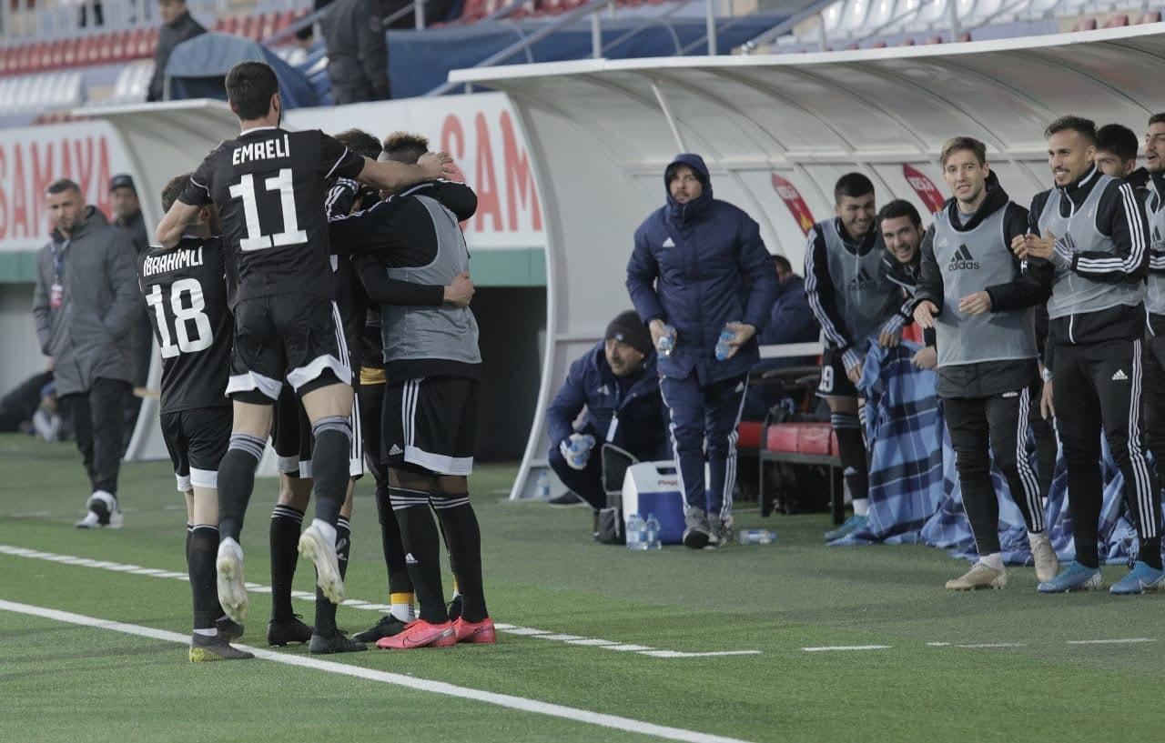 """""""Qarabağ"""" prezidentin çağırışına səs verdi - Qurbanovdan 20 min, futbolçulardan 50 min"""