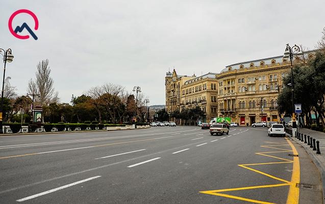 Azərbaycanda xüsusi karantin rejimi yenə gücləndirildi