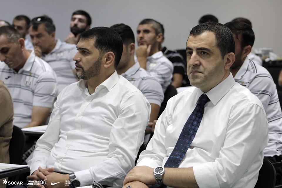 """""""Neftçi"""" rəhbərliyi bir statusa görə dəyişdiriləcək? –"""