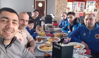 Azərbaycan yığmasının üzvləri karantinı alındı -
