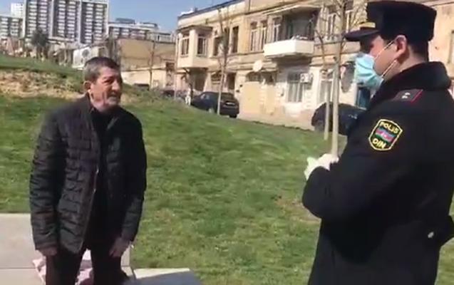 """""""Gündə 4 dənə araq içirəm, virus mənə nə edəcək?"""" - VİDEO"""