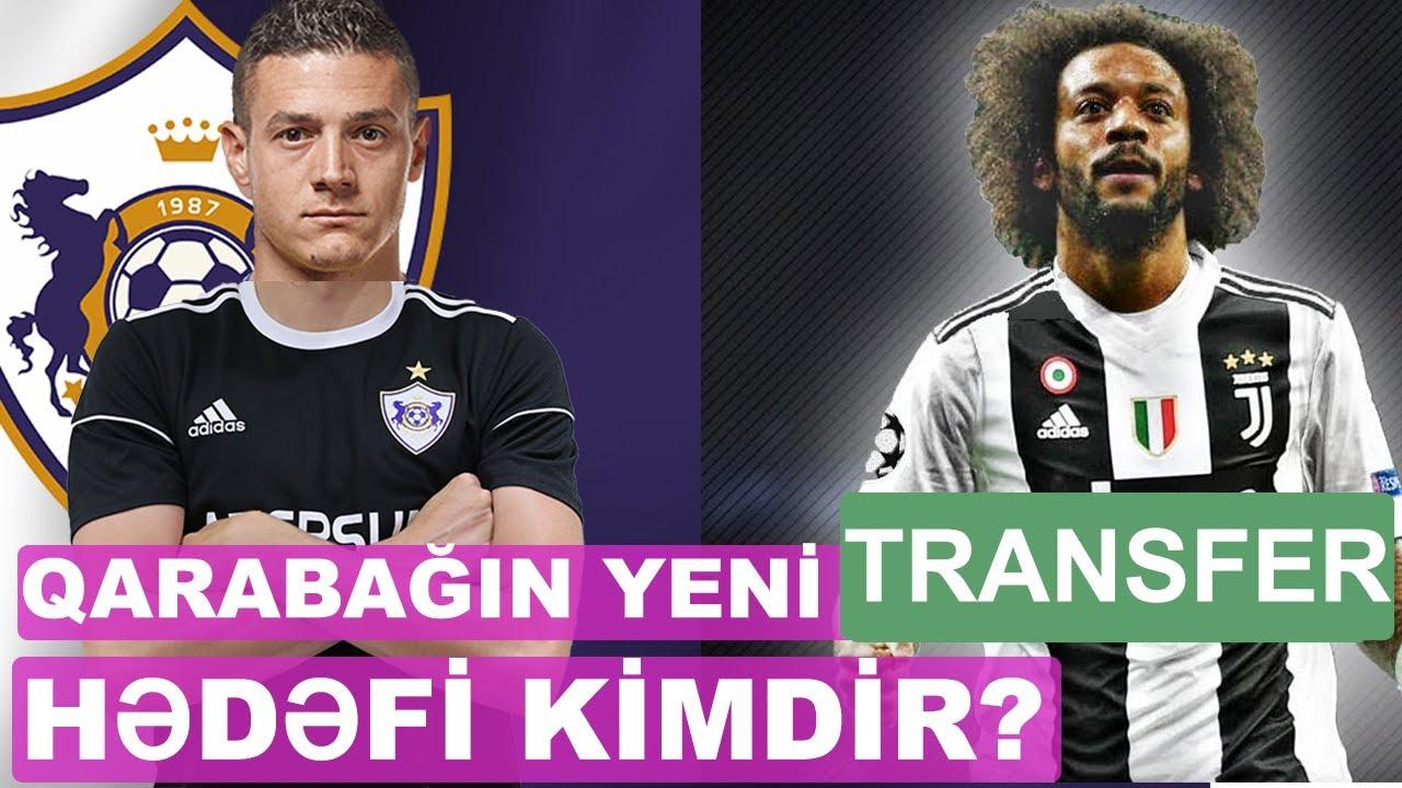 """""""Qarabağ""""ın yeni transfer hədəfi kimdir? - VİDEO"""