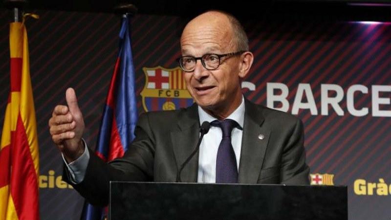 """""""Barselona""""nınbirinci vitse-prezidenti də yoluxdu"""