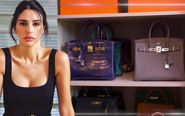 Ardanın xanımının 1 milyonluq çantaları - FOTOLAR