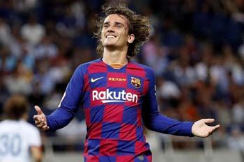 """""""Barselona"""" Qrizmannla bağlı yekun qərarını verdi"""
