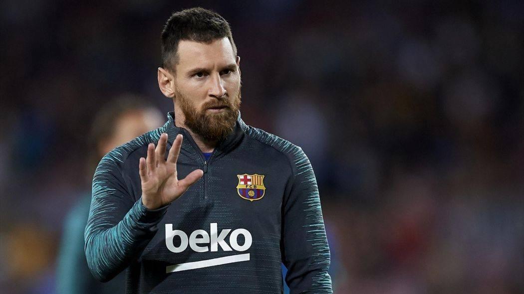 """Messi """"İnter"""" yolunda?"""
