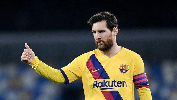 Messi gələcək futbol ulduzlarının reytinqini tərtib etdi