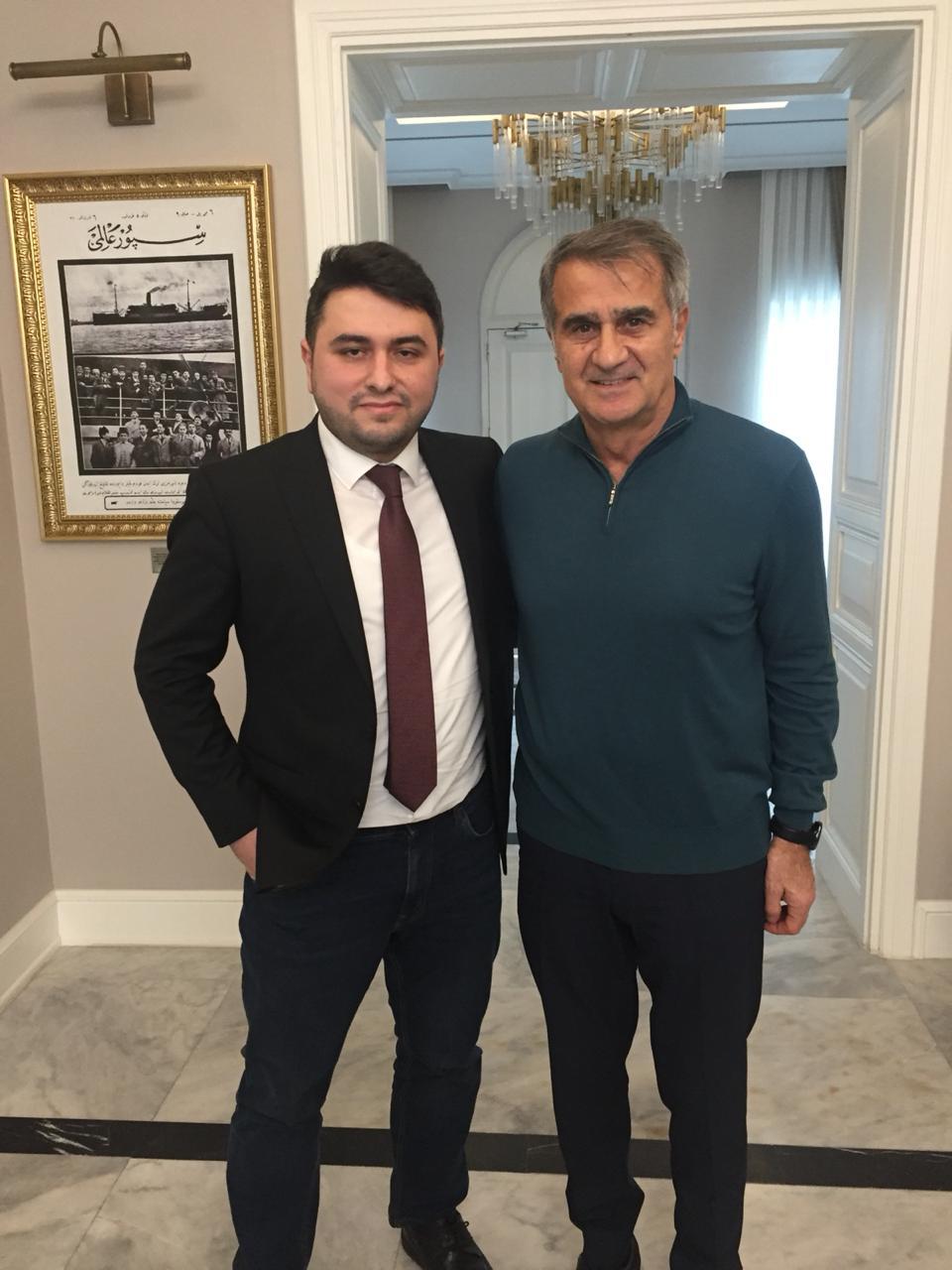 """Türk futbolunun azərbaycanlı eksperti: """"Hər şey """"Qalatasaray"""" ilə başladı"""""""