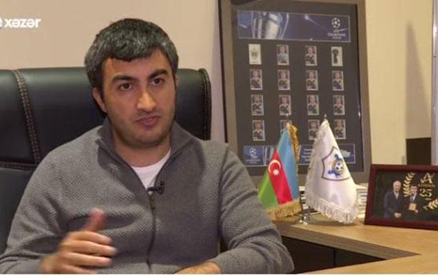 """""""Qarabağ"""": """"15-20 gün artıq qal, oyna"""" desək, bizə problem yaratmayacaqlar"""" - VİDEO"""
