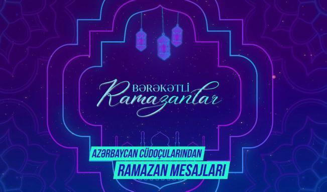 Azərbaycan yığmasının üzvlərindən Ramazan mesajı - VİDEO