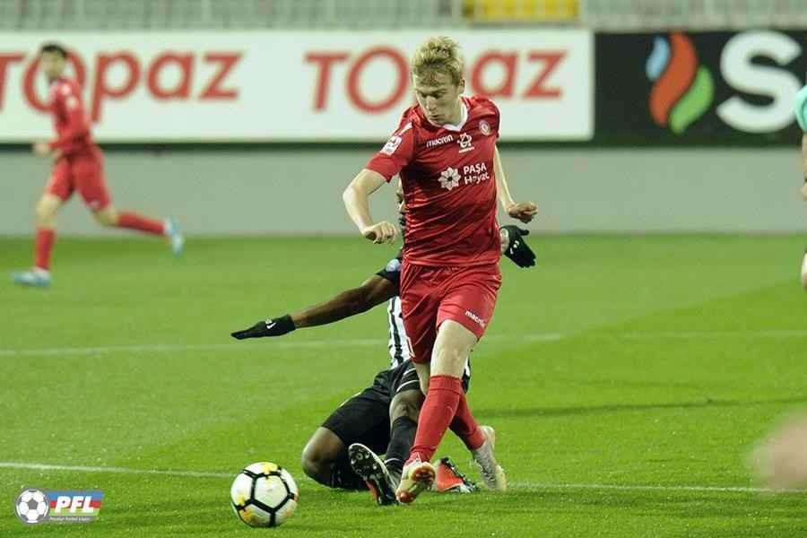 Azərbaycanlı futbolçu Rusiya Premyer Liqasında?