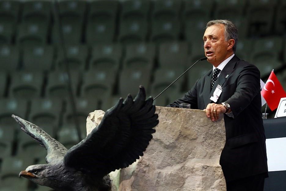 """""""Beşiktaş""""ın prezidenti koronavirusa yoluxdu - FOTO"""