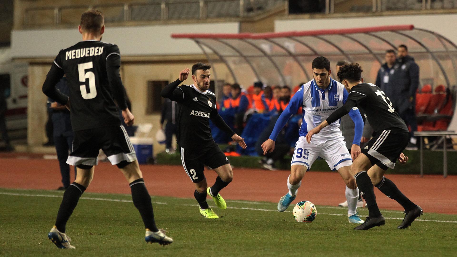 Ramil Şeydayev daha 1 il Azərbaycan klubunda?