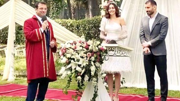 """Məşhur aktrisa """"Qalatasaray""""ın ulduzu ilə evləndi"""