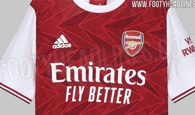 """""""Arsenal""""ın yeni forması -"""