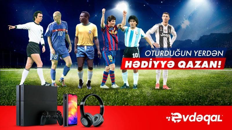 Dünyanın ən güclü komandasına təşəkkür - VİDEO