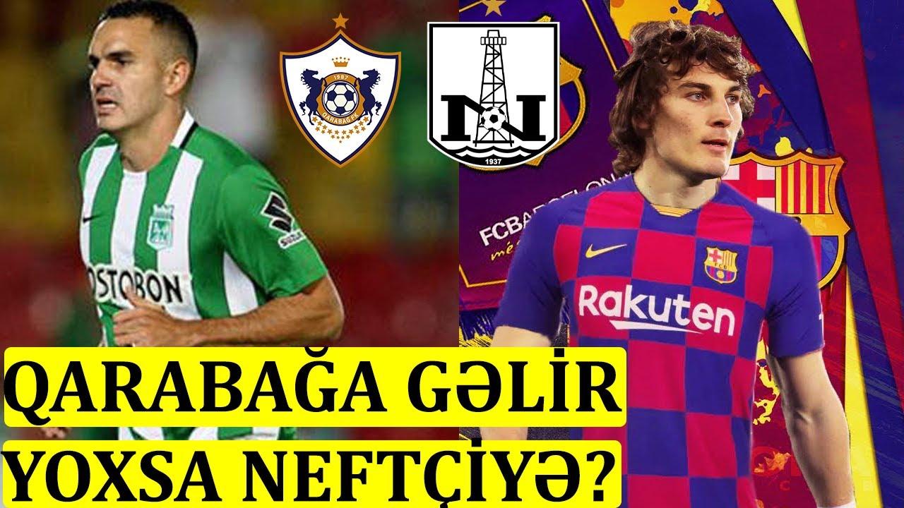 """Kolumbiyalı """"Qarabağ""""a gəlir, yoxsa """"Neftçi""""yə? - VİDEO"""