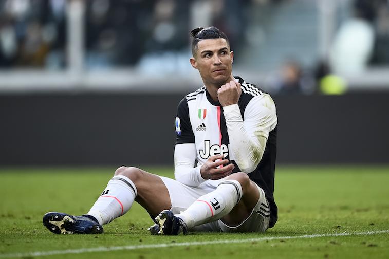 """Ronaldo: """"Məndən yoxdur"""""""
