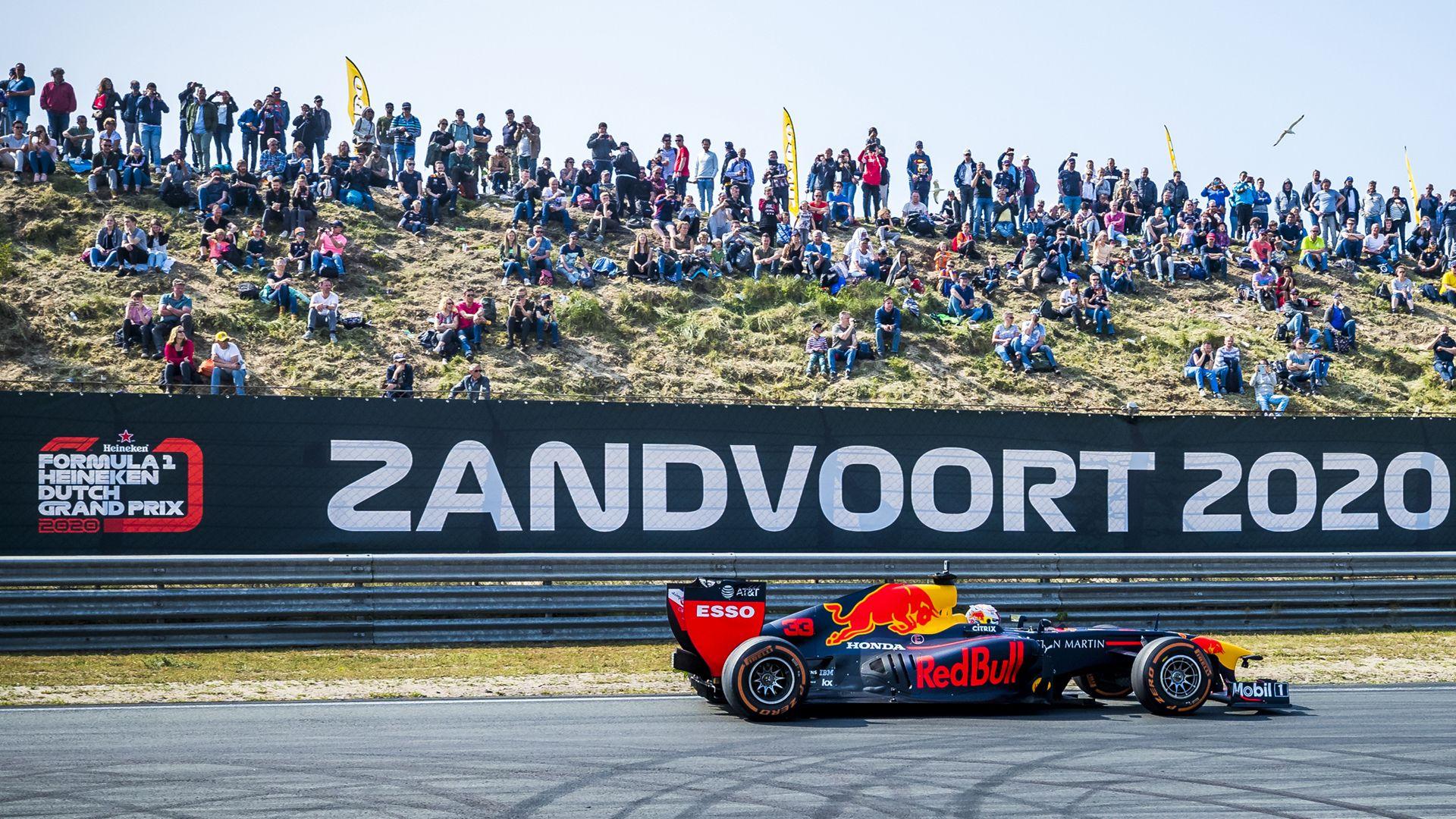 """""""Formula 1"""" üzrə Niderland Qran-prisi təxirə salındı - RƏSMİ"""