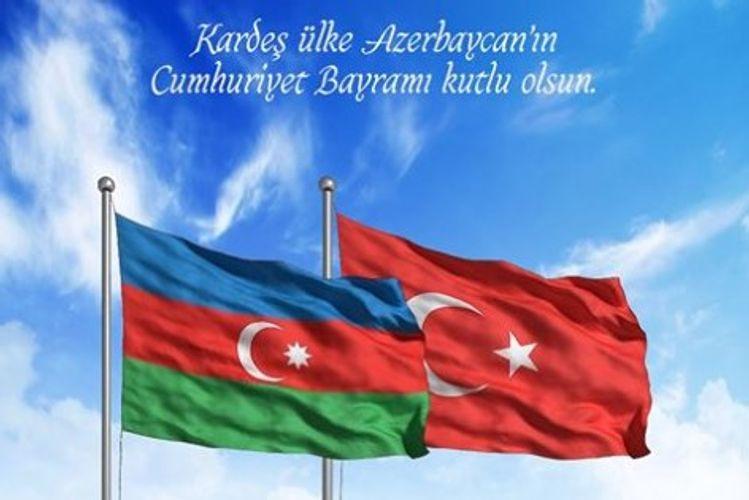 """""""Qalatasaray""""dan Azərbaycana bayram təbriki - FOTO"""