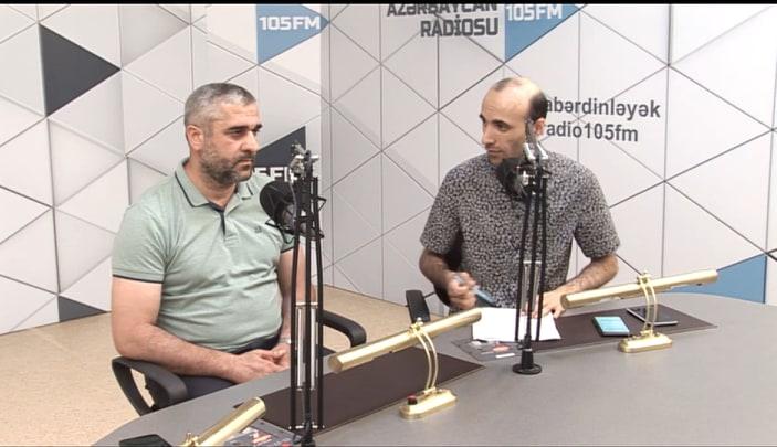 """""""Zirə""""də şans qazanmamağım rəhbərliklə əlaqədardır"""" - VİDEO"""