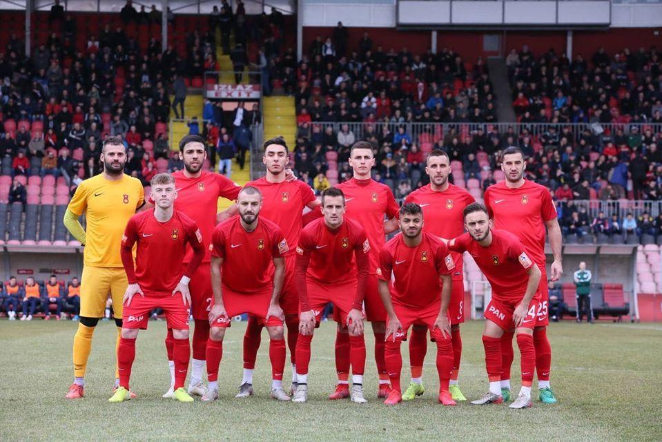 Azərbaycanlı futbolçu aşağı dəstəyə düşdü - FOTO