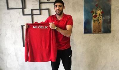 Azərbaycanlı futbolçu aşağı dəstəyə düşdü -