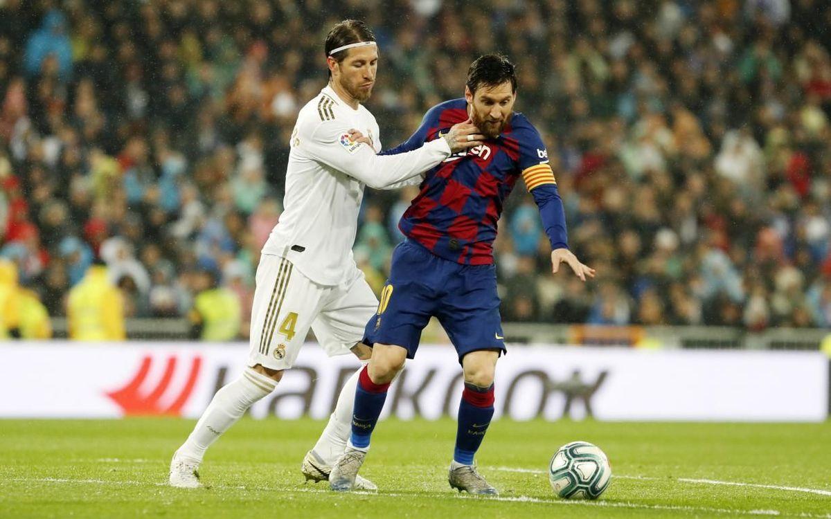 """""""Real"""" və """"Barselona""""nın oyunlarının vaxtı bilindi"""