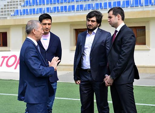 """""""Sumqayıt""""ın prezidenti komandanı müjdələdi və ümid verdi"""