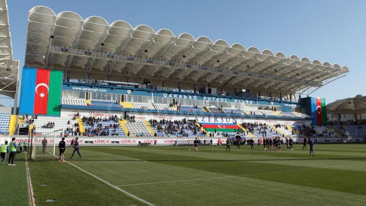 Azərbaycanda stadionlara giriş-çıxış bağlanacaq